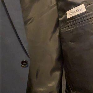 Calvin Klein Suits & Blazers - Calvin Klein navy blazer